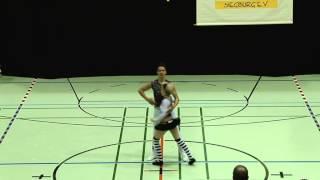 Lucy Wiedemaier & Oliver Kurzaj - 31. Rhein-Sieg-Cup 2013
