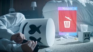 Marshmello - Paralyzed (Official Music Video)