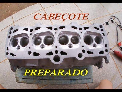 PREPARAÇAO DO CABEÇOTE DO MOTOR AP - BLUEPRINT