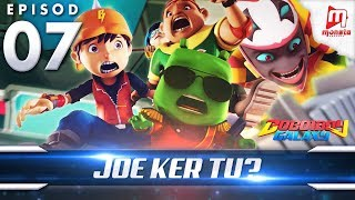 Video BoBoiBoy Galaxy EP07 | Joe Ker tu? MP3, 3GP, MP4, WEBM, AVI, FLV Desember 2017