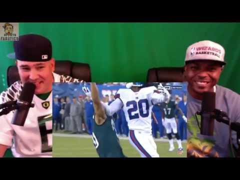 Eagles vs Giants   Reaction   NFL Week 6 Game Highlights