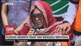 Video Menangis Terisak-isak, Nunung Meminta Maaf & Mengaku Menyesal MP3, 3GP, MP4, WEBM, AVI, FLV Juli 2019