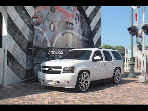 Chevy Tahoe On 28s Chevy Replica Wheels