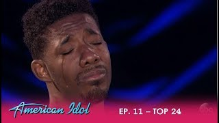 Video Marcio Donaldson: This Performance Will MELT Your Heart! | American Idol 2018 MP3, 3GP, MP4, WEBM, AVI, FLV Juni 2018