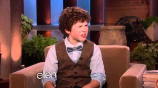 Video Nolan Gould from 'Modern Family' is a Genius!.mp4 MP3, 3GP, MP4, WEBM, AVI, FLV Maret 2019