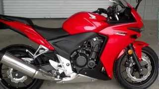 8. 2013 Honda CBR500R SALE at Honda of Chattanooga TN / 2013 CBR500R In Stock!