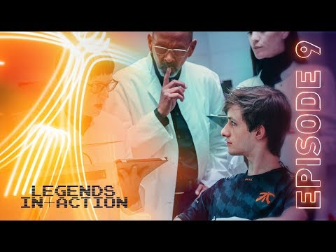 Fnatic visits ZOMBIE HOSPITAL | Legends in Action - Episode 9 Behind the Scenes Edition