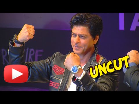UNCUT Brand Ambassador Shahrukh Khan Launches New