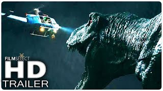Video JURASSIC WORLD 2: El Reino Caído Trailer 2 Español (2018) MP3, 3GP, MP4, WEBM, AVI, FLV September 2018
