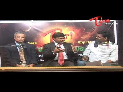 TORI Live Show With Upendra Chivukula & Hari Eppanapally