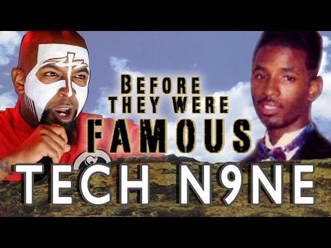 TECH N9NE | BEFORE THEY WERE FAMOUS @TechN9ne