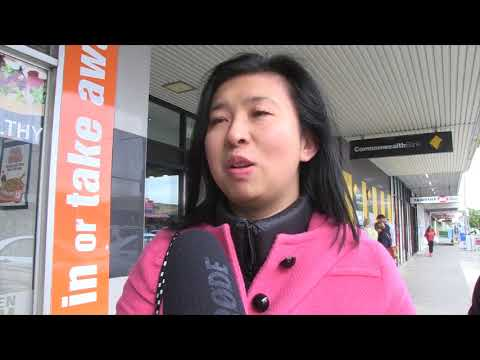Australian Citizenship test vox pop