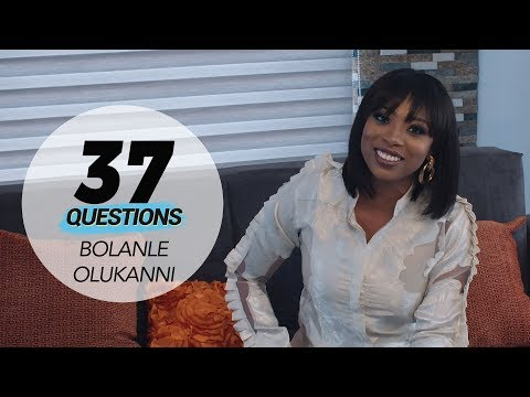 37 Questions with The Juice Host Bolanle Olukanni