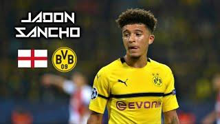 Download Video Jadon Sancho 2018-2019 - Golden Boy - Dazzling Skills Show - Borussia Dortmund MP3 3GP MP4