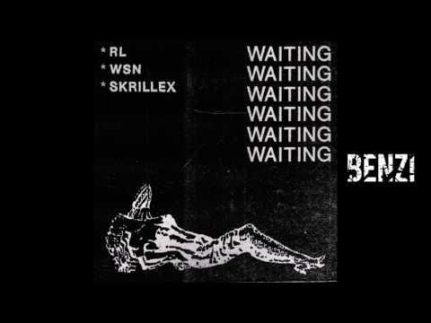 RL Grime, What So Not & Skrillex - Waiting (Benzi Edit)