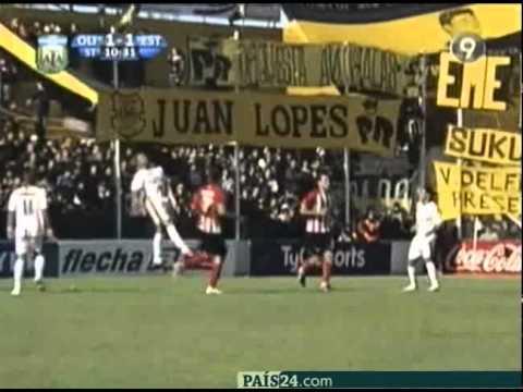 Olimpo 2 - 2 Estudiantes (Clausura 2011)