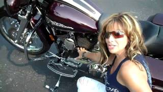 """10. 2007 HARLEY FLHX """"STREET GLIDE"""" """"FOR SALE"""" IN TAMPA FLORIDA"""