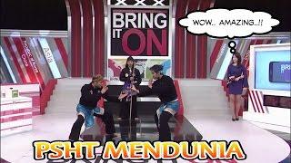 Video PSHT Mendunia!! SH Terate Di Undang Acara TV Korea MP3, 3GP, MP4, WEBM, AVI, FLV November 2017