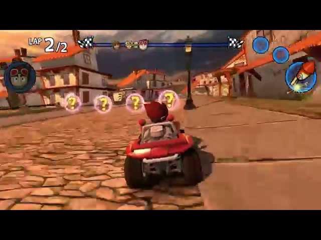 Beach Buggy Racing™ Mobile Gameplay