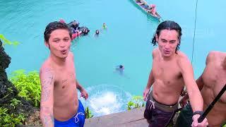 Download Lagu MY TRIP MY ADVENTURE - Lompat Dari Ketinggian 7 Meter Di Ohoi Letman (1/4/18) Part 3 Mp3