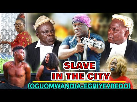 SLAVE IN THE CITY [PART 1] - LATEST NOLLYWOOD MOVIES 2019
