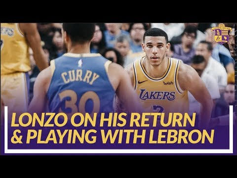 Video: Lakers Nation Post Game: Lonzo Ball on His First Game Back Beating the Warriors