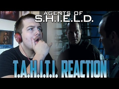 Agents of SHIELD Season 1 Episode 14: T.A.H.I.T.I. Reaction