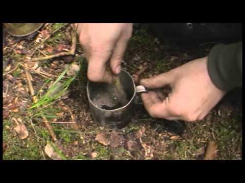 Výroba přírodního mýdla (Production of natural soap)