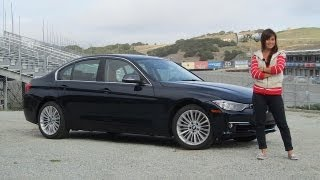 BMW 328i And 335i 3 Series Sedan 2012 Test Drive&Car Review - RoadflyTV With Shannon McIntosh