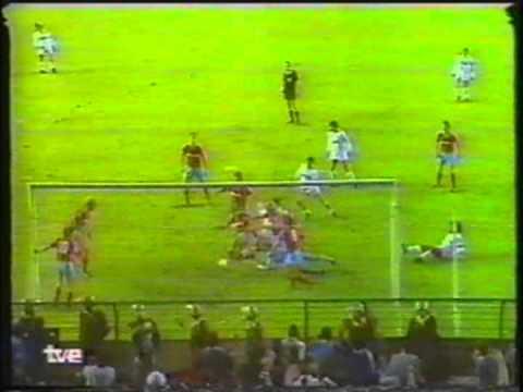 coppa dei campioni 1986-87: real madrid - bayern semifinale - ritorno!