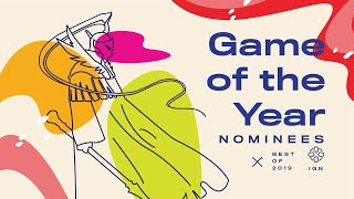 IGN's 2019 Game of the Year Nominees by IGN