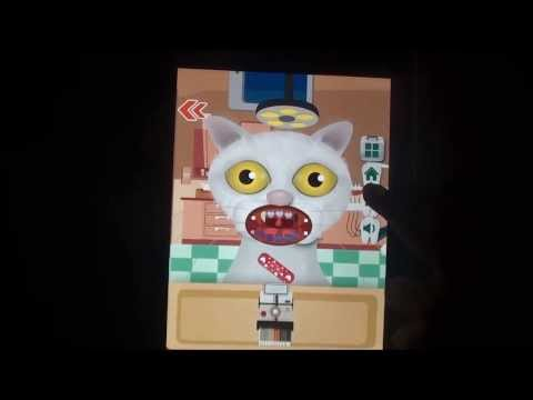 Video of Kitty Dentist - Kids Game