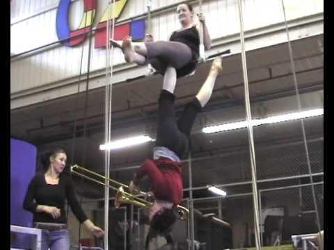 Circus Oz 2009 Introducing Shannon Barnett