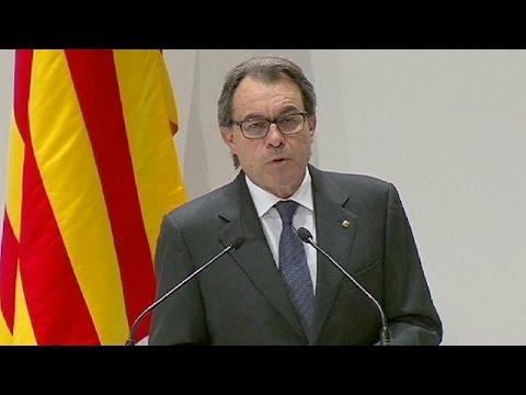 Καταλονία: Αποχωρεί ο Άρτουρ Μας- Οι αυτονομιστές σχηματίζουν κυβέρνηση