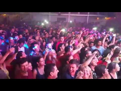 Alemão do Forró ao vivo em Santa Maria-RS Lotado 18-12-2015