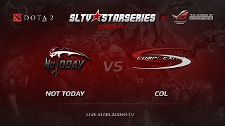 coL vs NT, game 1