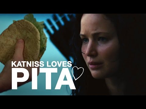 Katniss sure loves Pita