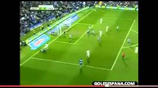 Hercules Vs Real Madrid 1 3 10 30 2010 Espana Primera Division All Goals And Highlights
