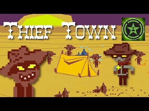 Let's - Michael, Ray, Ryan, and Geoff test each other's deduction skills in Thief Town! It's a good thing they're not detectives. RT Store: http://bit.ly/ZvZHS1 Rooster Teeth: http://roosterteeth.com/...