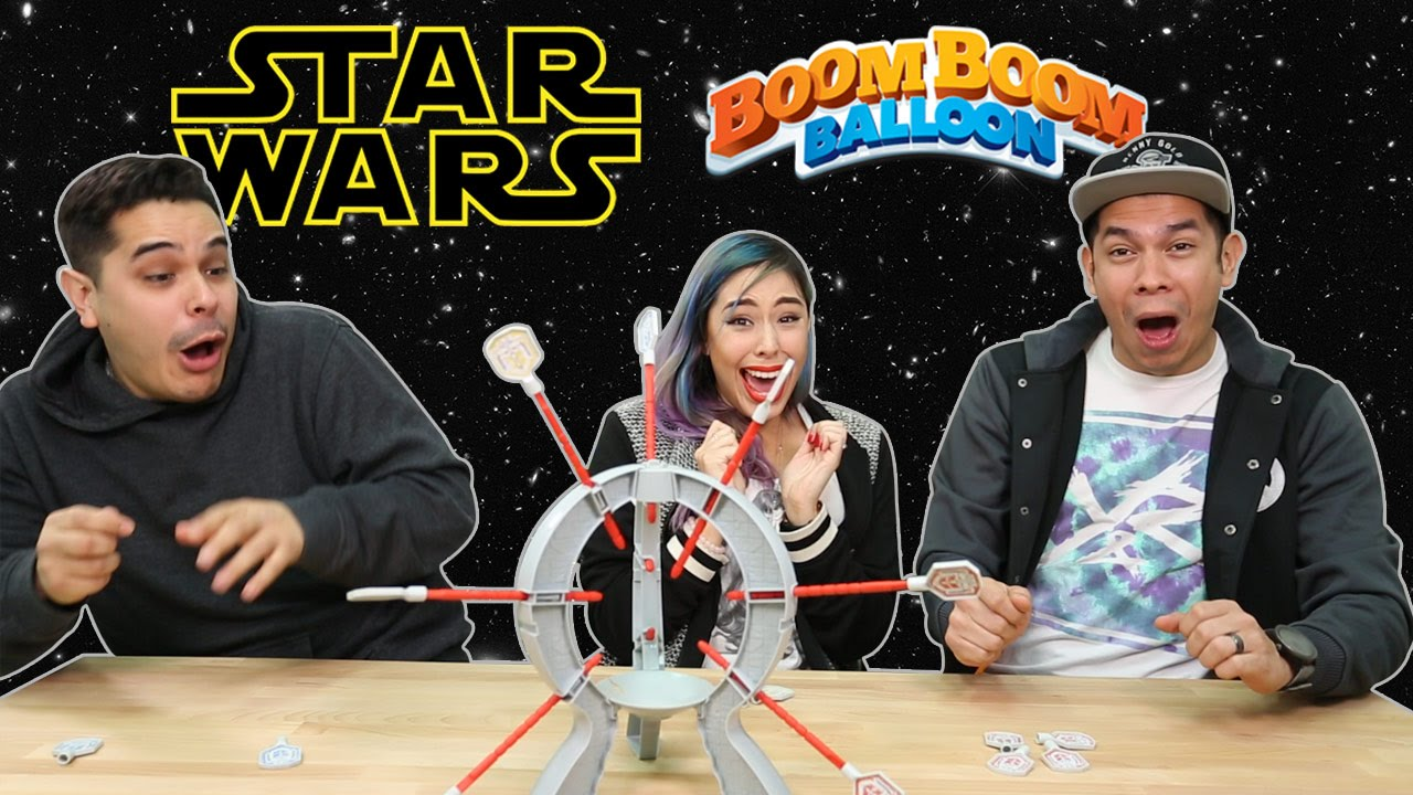 STAR WARS – Death Star Boom Boom Balloon!