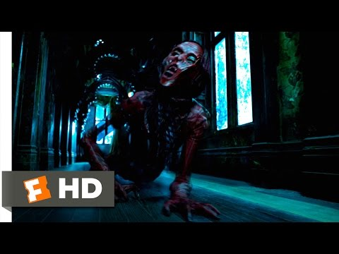 Crimson Peak (1/10) Movie CLIP - Ghost in the Floor (2015) HD