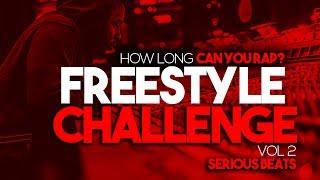 Video How long can you rap? FREESTYLE CHALLENGE VOL 2 | 1 Hour Hard Trap Hip Hop Beats Instrumentals MP3, 3GP, MP4, WEBM, AVI, FLV Februari 2019