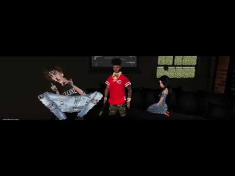 YFN Lucci - Letter From Lucci ( OFFICIAL IMVU MUSIC VIDEO )