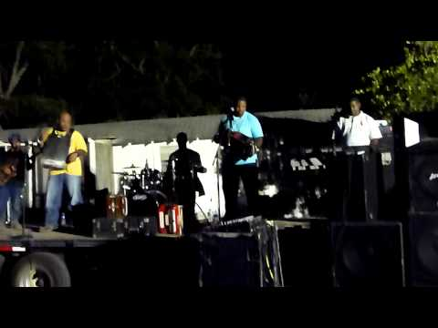 Brad Randall & the Zydeco Ballers - Death Valley VIP Trail Ride