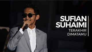 Video Terakhir & Di Matamu - Sufian Suhaimi (Convo 2018 - Session 8) MP3, 3GP, MP4, WEBM, AVI, FLV Juni 2019