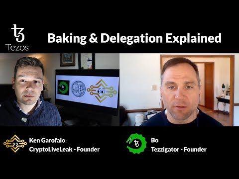 Tezos Baking and Delegation Explained | Tezzigator Interview