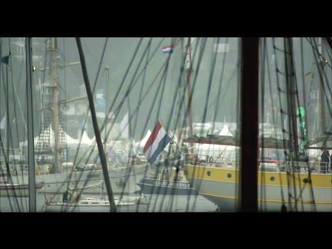 Kieler Woche 2016 - Windjammer mit Namen zum Träumen