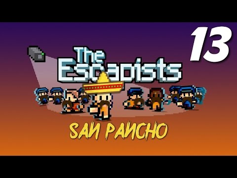 san - Let's play The Escapists! In this episode, Punchwood tunnels through the mine field which, oddly enough, has landmines!! ▻ Subscribe for more! http://bit.ly/1ABLtPk ▻ My Escapists playlist:...