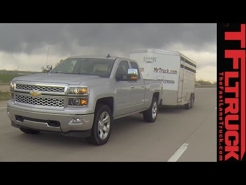 2015 Chevy Silverado 1500 MPG Towing Review: Fuel Sipping Or Slurping? (Part 2)