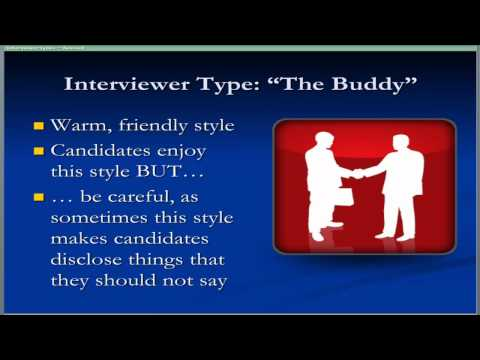 H1Base Reviews: USA Interviewer Types for H1B Visa Jobs